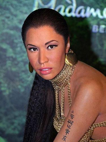 Dianggap Tak Mirip, Patung Nicki Minaj di Madame Tussauds Diprotes