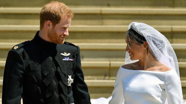 Sedih, Ini Pidato Mundur Pangeran Harry yang Singung Diana