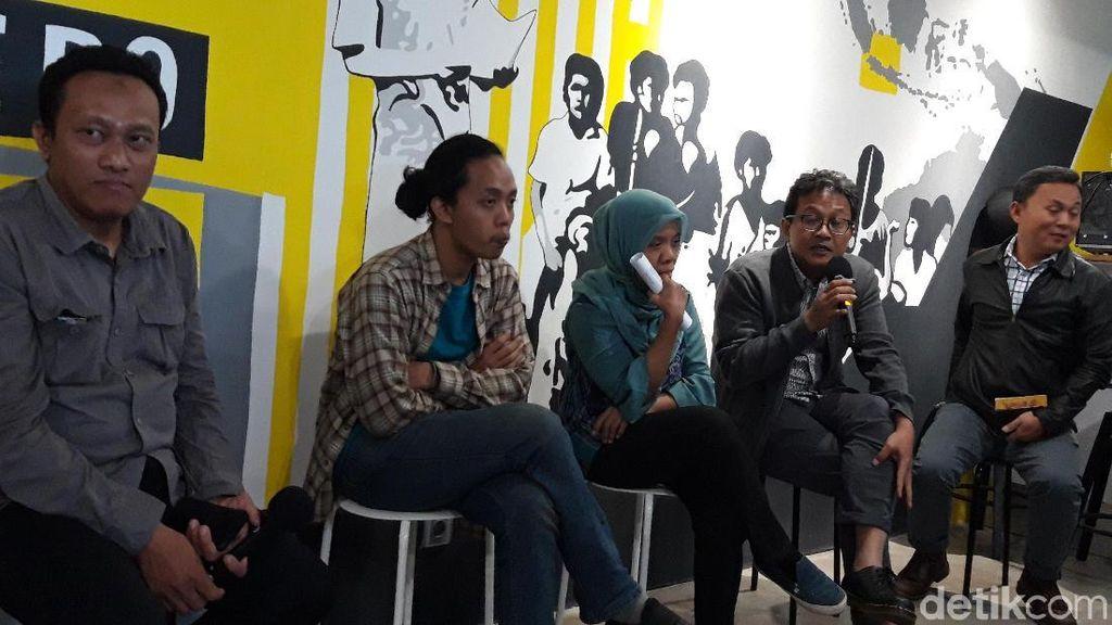 IKOHI Ajak Jokowi Nonton Film Nyanyian Akar Rumput