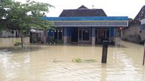 Bendungan Jebol Picu Banjir Grobogan, Ganjar: Perbaikan Tahun Depan