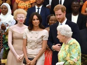 Namai Anak Lilibet, Pangeran Harry dan Meghan Markle Merendahkan Ratu?