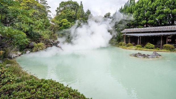 'Neraka' dari Jepang yang Justru Cantik