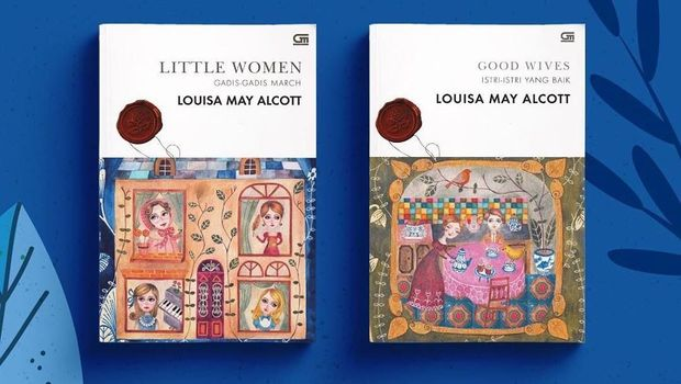 Novel Little Women.