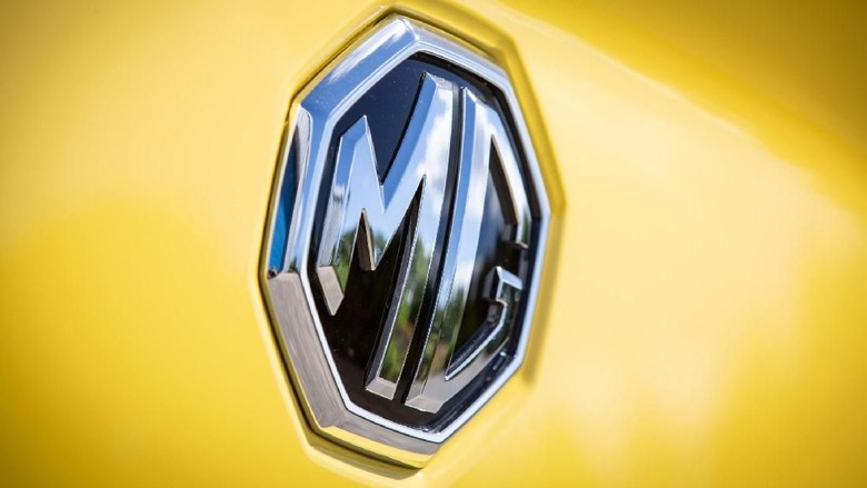 Logo Morris Garage (MG)