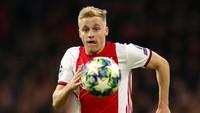 Van de Beek: Madrid? Saya Belum Bilang Ya ke Klub Manapun