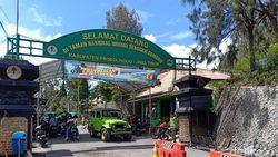 Gunung Bromo Akan Bebas Kendaraan Selama Sebulan