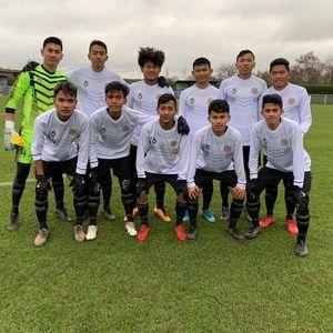 Dapat Pelajaran dari Juventus, Garuda Select Siap Hadapi Inter U-17