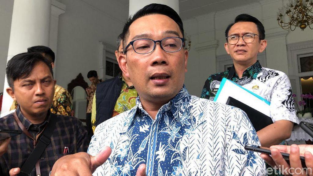 Ridwan Kamil Balas Peringatan Petinggi Sunda Empire