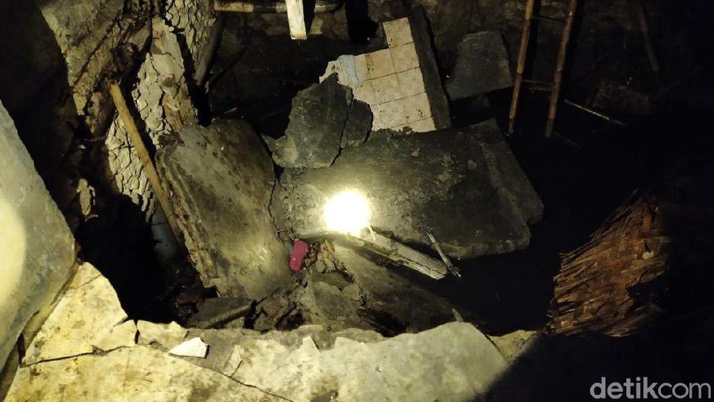 Bangunan WC Ambruk, Ibu Dua Anak di Pangandaran Tewas Tertimpa Reruntuhan
