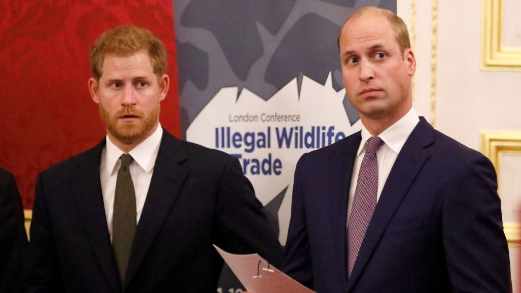 Ungkapan Sedih Pangeran William, Tahu Pangeran Harry Mundur dari Kerajaan