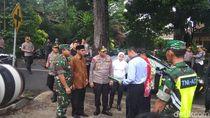 Pantau Pilkades di Temanggung, Kapolda Jateng: Ada 20-an TPS Rawan