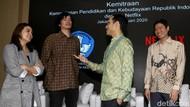 Dukungan Nyata Menteri Nadiem untuk Industri Kreatif