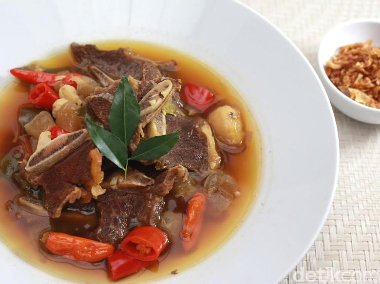 Resep Daging : Garang Asam Iga Sapi