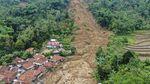Proses Pencarian Korban Banjir-Longsor di Bogor Diperpanjang