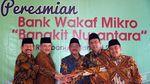 Bank Wakaf Mikro Rembang Diresmikan