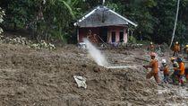 Kerugian Infrastrukur Akibat Banjir-Longsor di Lebak Rp 85 Miliar