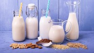 Diprediksi Jadi Tren Terbaru, Ini 5 Jenis Susu Nabati yang Sehat