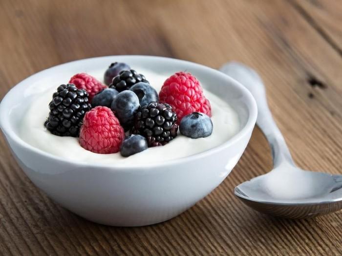 Foto: iStock/7 Manfaat Yoghurt, Turunkan Berat Badan hingga Jaga Bagian Intim Wanita