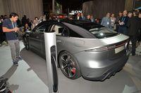 Mobil listrik Sony