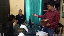 Kehabisan Ongkos, Pria Ini Nekat Nyuthik Kotak Amal Masjid Pekalongan