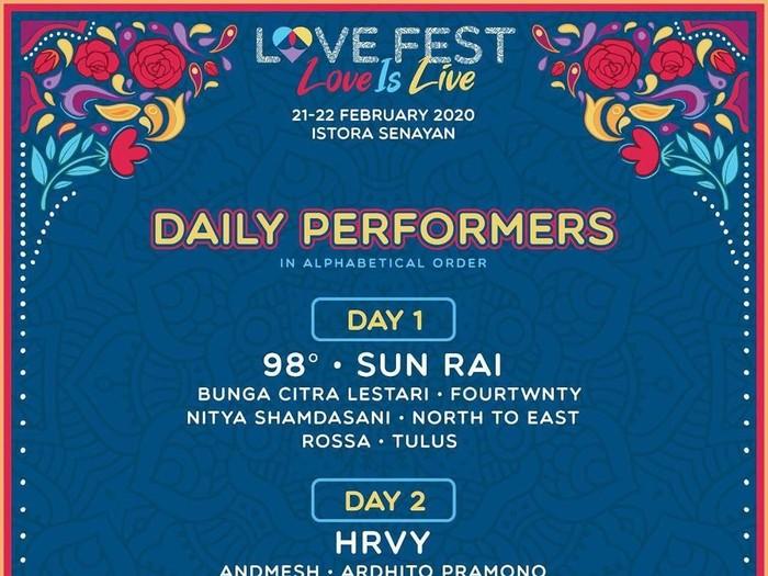 Love Fest 2020