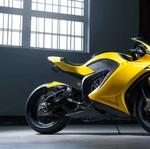 BlackBerry Beri Sentuhan Canggih untuk Motor Listrik yang Mirip Ducati