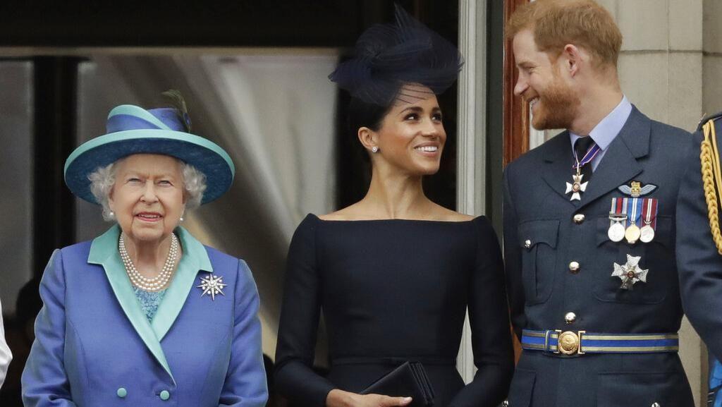 Pernyataan Resmi Ratu Elizabet Terkait Harry-Meghan