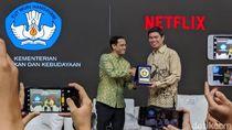 Pengamat Ingatkan Mendikbud Nadiem soal Kolaborasi dengan Netflix