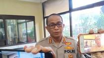Lutfi Pembawa Bendera Mengaku Disetrum, Polisi Persilakan Lapor Propam