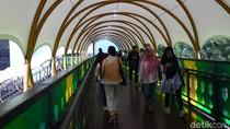 9 JPO di DKI Akan Direvitalisasi Kekinian Tahun Ini, Masih Pakai Atap