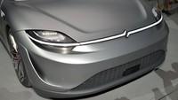 Mobil listrik buatan Sony itu dipamerkan di ajang CES 2020 di Amerika Serikat tepatnya di Consumer Electronic Show di Las Vegas. Istimewa/Dok. Sony via Newspress.