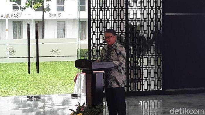 Menteri ESDM Arifin Tasrif/Foto: Achmad Dwi Afriyadi