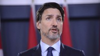 PM Kanada Bantah Bicara ke Ratu soal Biaya Keamanan Harry-Meghan