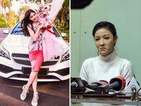 Perbedaan wajah Siwi Sidi saat di Instagram dan konferensi pers yang dinyinyirn netizen