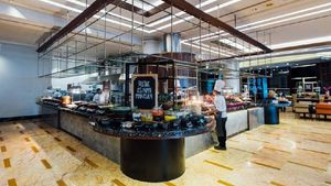 Resto dengan Konsep Open Kitchen Akan Bermunculan