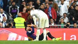 7 Momen Lionel Messi Emosi di Lapangan Hijau