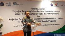 Anies Bakal Buat Pergub Baru Penataan PKL Jakarta, Termasuk di Trotoar