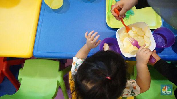Bertarif Rp 70 Jutaan, Ini Fasilitas Daycare Mewah di Jakarta