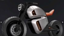 Desain Motor Hybrid Bondol Tanpa Buntut