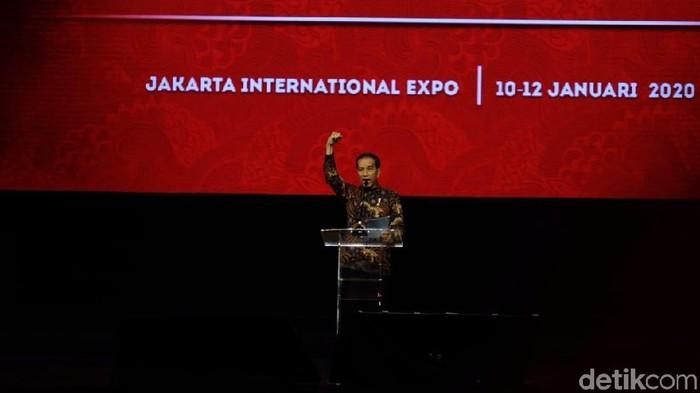 Foto: Jokowi (Andhika Prasetia/detikcom)