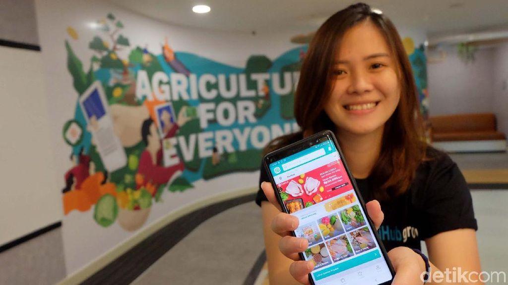 Keren! Startup Ini Bantu Petani Salurkan Hasil Tanamnya