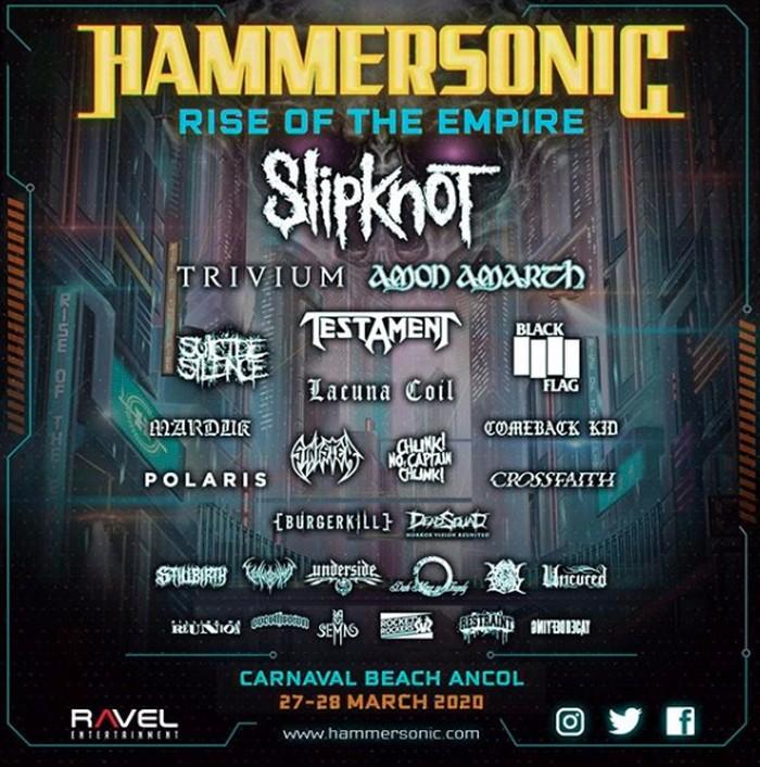 Hammersonic 2020