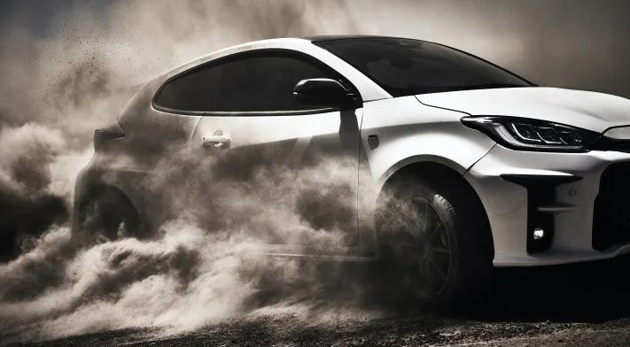 Toyota Yaris GR di Auto Salon 2020