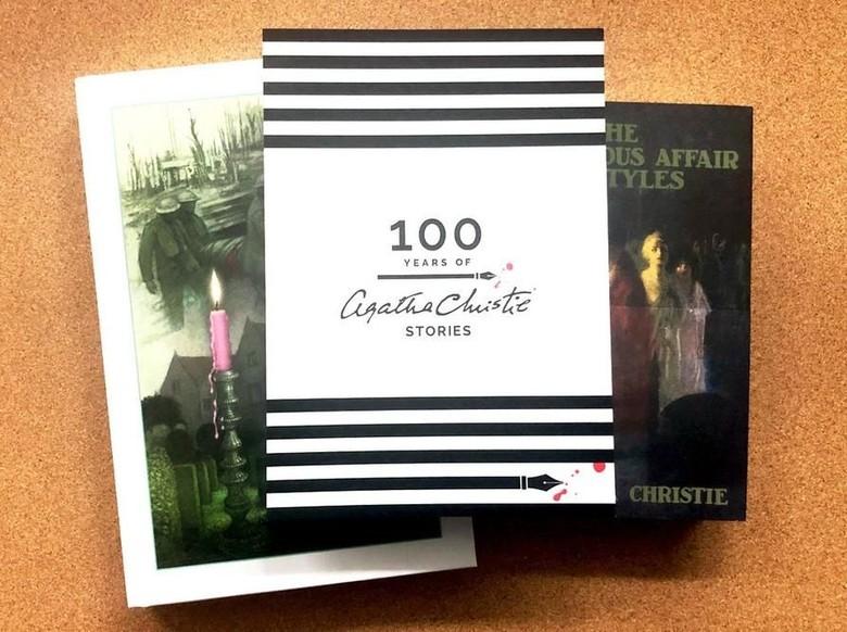Novel-novel penulis Agatha Christie Foto: Agatha Christie/ Istimewa