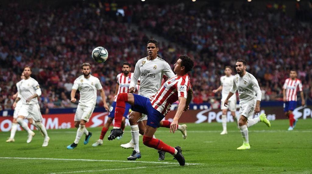 Madrid Vs Atletico: Final Piala Super Spanyol Tanpa Tim Juara