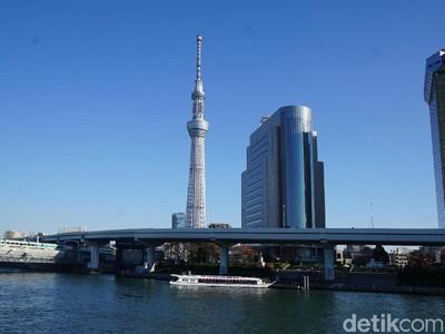 Foto: Tempat Epik Lihat Menara Tertinggi di Dunia