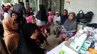 Warga Pondok Gede Permai Mulai Terjangkit Penyakit Pascabanjir