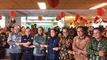 Momen Erick, Budi Karya hingga Anies Gandengan Kawinkan MRT-KAI