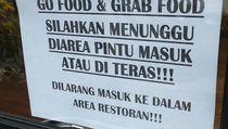 Viral Restoran Larang Driver Ojol Masuk, Ini Penjelasan Pihak Resto