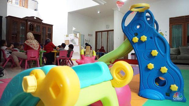 Bak Sekolah Elit, Tarif Daycare di Jakarta Sampai Rp70 Juta!